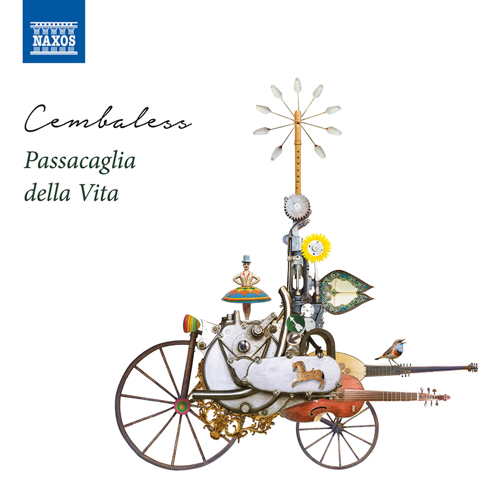 Cembaless CD: Passacaglia della Vita